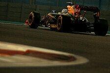 Formel 1 - Lotus: Gebühr zu spät bezahlt?