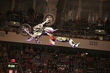 NIGHT of the JUMPs - Maikel Melero ist neuer FMX Weltmeister