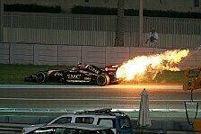 Formel 1 - Lopez: Lotus und Renault Schuld an Desaster 2014