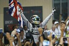 Formel 1 - Umfrage: Rosberg holt den Titel