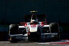 GP2 - Abu Dhabi-Test, Tag 1: Gasly Schnellster