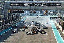 GP2 - Rennkalender steht: Wieder Sochi statt Singapur
