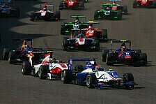 GP3 - Übersicht: Fahrer & Teams für GP3-Saison 2015