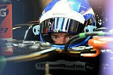 Formel 1 - Palmer: Neidisch auf Nasr? Sicher nicht!