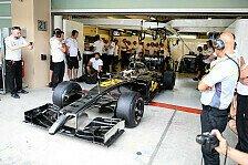 Formel 1 - Boullier: Wollen so schnell wie möglich gewinnen