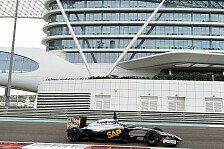 Formel 1 - McLaren-Honda: Startschwierigkeiten beim Test