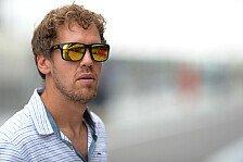 Formel E - Formel-E-Boss will Sebastian Vettel