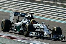 Formel 1 - Testfahrten Abu Dhabi: Team für Team
