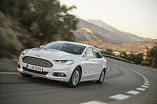 Auto - Ford produziert den neuen Mondeo Hybrid in Spanien