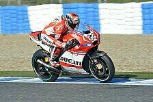MotoGP - Ducati geht in die Winterpause