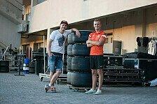 GP2 - Daniel Abt und Marvin Kirchhöfer