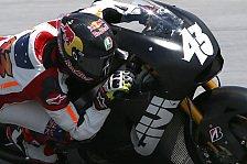 MotoGP - Miller mit zwei Premieren: Sturz und Longrun