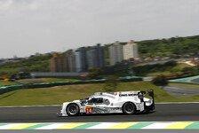 WEC - 3. Training: Porsche dreht massiv auf