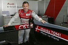 24 h von Le Mans - Kristensen in neuer Rolle