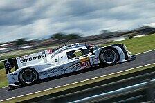 WEC - Porsche besetzt die erste Startreihe in Brasilien