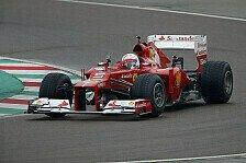 Formel 1 - Kubica: Vettel schafft keinen Titel mit Ferrari