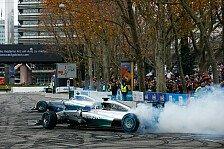 Formel 1 - Prost: Rosberg wird höllisch pushen