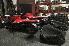 Formel 1 - Marussia-Auktion: Haas will mitbieten