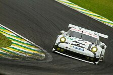 WEC - Porsche 911 RSR holt Platz zwei