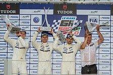 WEC - Porsche: Gesamtsieg unter dramatischen Umständen