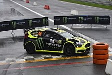 MotoGP - Rossi bei Monza Rally nur von Kubica geschlagen