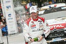 WRC - Monte-Comeback: Loeb will mehr als nur dabei sein