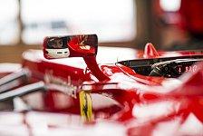 Formel 1 - Die F1-Woche im Rückblick: Ferrari baut weiter um