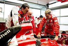 Formel 1 - Roter Retter: Ferrari ruft Vettel zu Hilfe