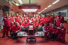 Formel 1 - Ferrari-Aufschwung 2015