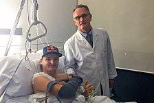 MotoGP - Miller erfolgreich operiert