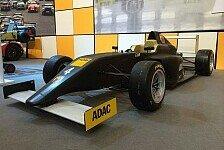 ADAC Formel 4 - Alain Valente startet 2015 in der Formel 4