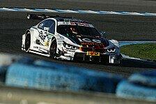 DTM - BMW: Dreitägiger Test in Jerez beendet