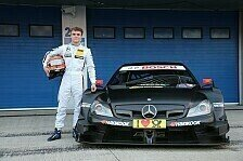 DTM - Lucas Auer startet 2015 für Mercedes