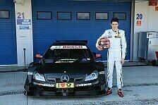 DTM - Ocon: DTM und Formel 1 im Doppelpack