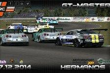 eSports - SRC GT-Masters: Heute Abend Rennen in Mexiko