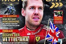 Formel 1 - Motorsport-Magazin #40: Die Top-Themen