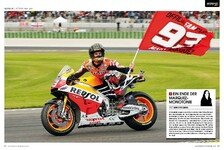 MotoGP - Motorsport-Magazin #40: Die Top-Themen