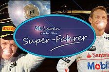 Formel 1 - Blog: Darum dauert die McLaren-Fahrersuche noch an