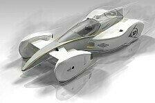Mehr Motorsport - Dunlop stellt Rennauto der Zukunft vor