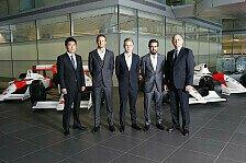 Formel 1 - Coulthard: McLaren-Honda 2015 zum Siegen verdammt