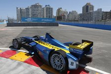 Formel E - Prost siegt in Miami, Abt am Podium