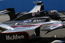 Formel E - Bilder: Punta del Este - 3. Lauf