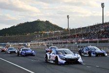 Super GT - Prunkvoller Jahresabschied von Nissan und Honda