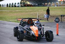 Formel 1 - Susie Wolff startet beim Race of Champions