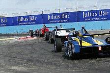 Formel E - Qualifikationsgruppen zum ePrix in Buenos Aires