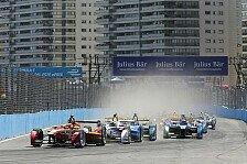 Formel E - Umfrage: Fans von Formel E begeistert