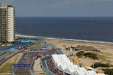 Formel E Kalender: Uruguay ersetzt Brasilien-Rennen 2018