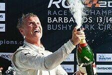 Mehr Motorsport - Coulthard gewinnt Race of Champions