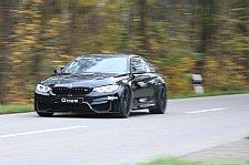 Auto - Kraftprotz: 525 PS peitschen BMW M4 auf 325 km/h