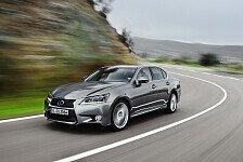 Auto - Lexus GS 300h ist